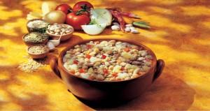 zuppa cereali