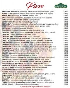 lista pizze1 2018