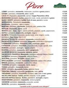 lista pizze2 2018