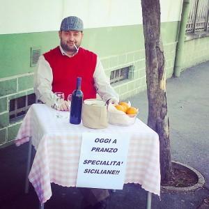 menu siciliano